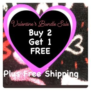 B2G1 Free All February! Free Shipping!
